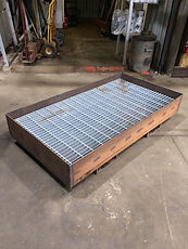 44 Gallon Spill Tray