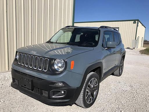 2017 Anvil Jeep Renegade