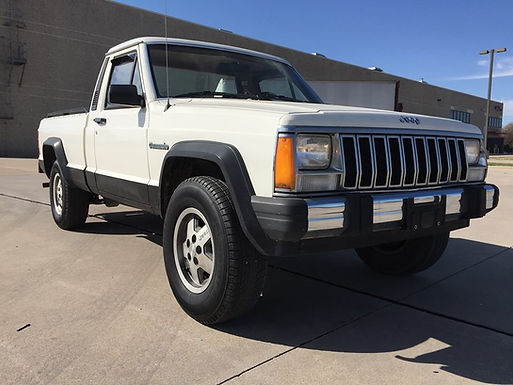 1987 AMC Jeep Comanche Standard