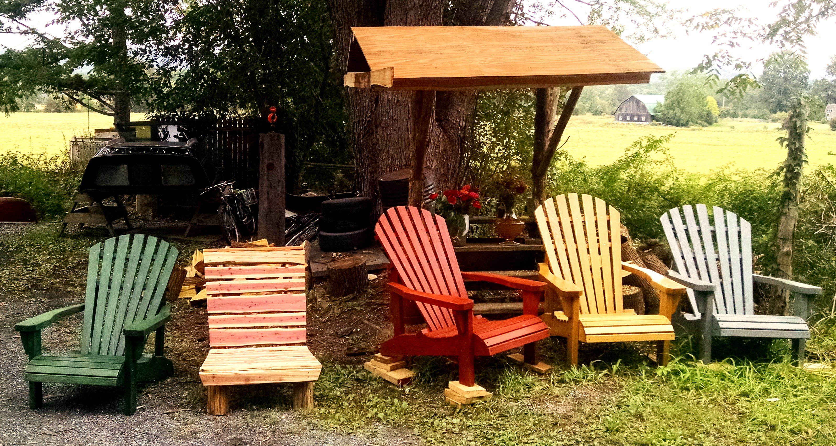 Hudson Valley Adirondack Chairs