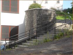 Monastary rails