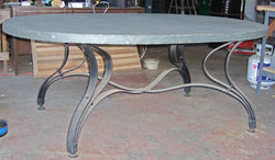 Decorative Hudson Valley Table