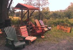 Hudson Valley Adirondack Chairs