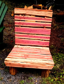 Hudson Valley Cedar Chairs