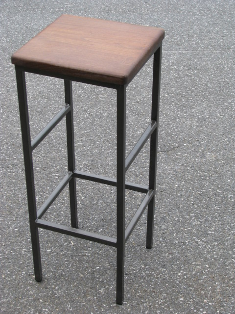 Sturdy Hudson Valley Stool