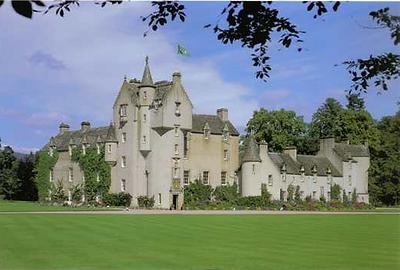 Castles near Glenlivet