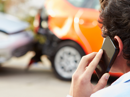 If an accident is deemed to be your fault, can you still claim personal injuries?