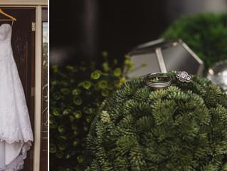 A Fleur De Lis Wedding - Victoria & Nathaniel