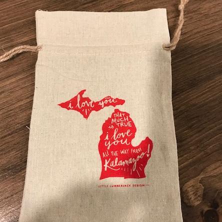 Kalamazoo Candle Co. Bag