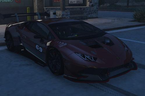 Lamborghini Huracan Race Edition