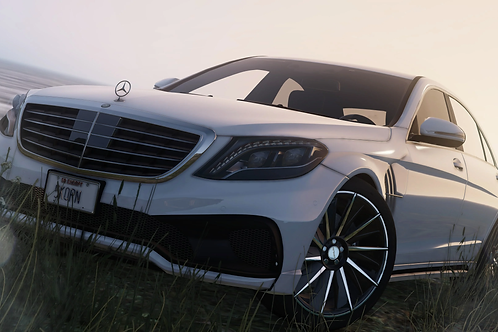 Mercedes Benz S Class W222 WALD Edition
