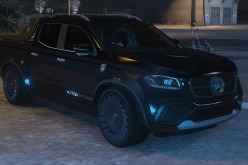 Mercedes-Benz X Class Yachting Edition