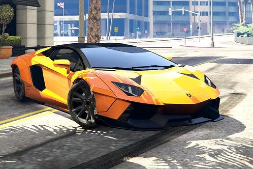 Lamborghini Aventador LP700R
