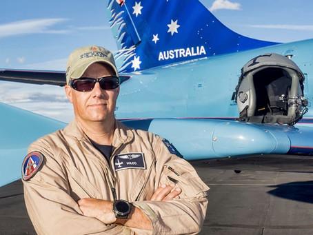 Episode 7 - Craig 'Wilco' Wilcockson: Jet Air Racer & Warbird Pilot
