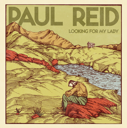 Paul Reid returns with 'Looking for my Lady'
