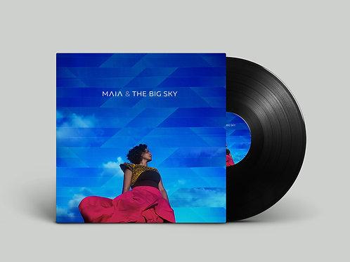 """Maia & The Big Sky - Maia & The Big Sky 12"""" VINYL"""