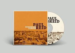 Paul Reid - Nowhere Towns CD