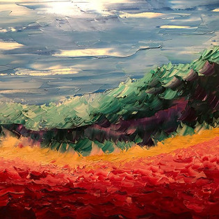 """Red Seas"""