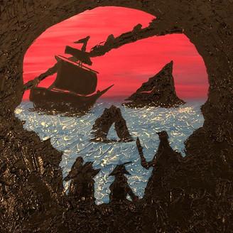 """""""Sea of Thieves"""" Fan Art"""