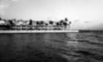 Hotel on the ocean