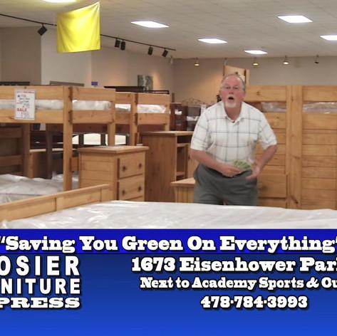 Loosier Furniture Ad