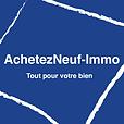 Logo achetez neuf immo