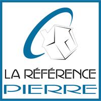 La référence pierre logo