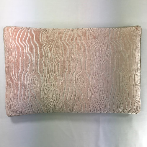 RIVERS BLUSH VELVET W/CORD 16 X 24 G44870