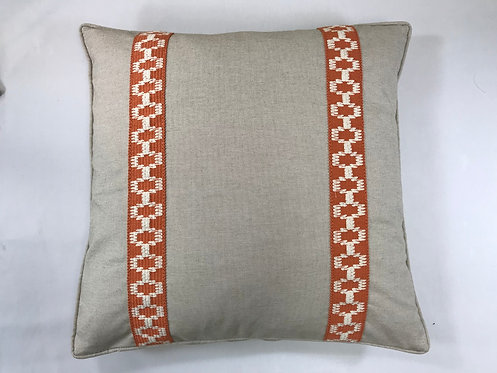 SOHO HARVEST LINEN W/TRIM 22 H85385