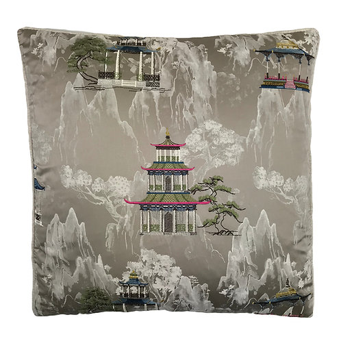 K40980 IMPERIAL TEA EMBROIDERED 22