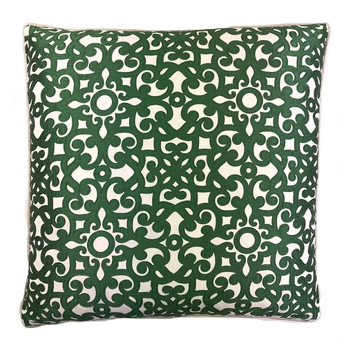SUTHERLAND GREEN APPLIQUE 22 J46980