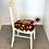 Thumbnail: White chair colourful seat