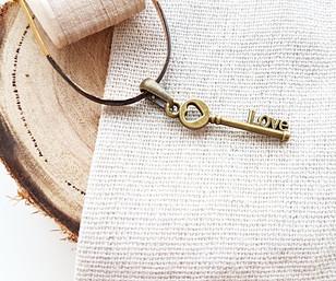 love key charm