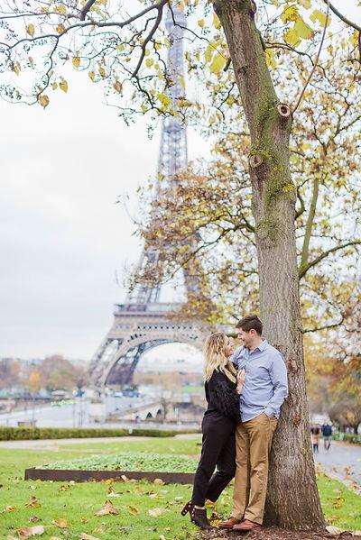 elopement paris photo shoot
