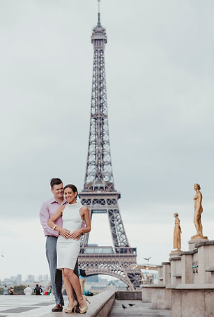 place du trocadero photo shoot