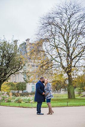 paris photo shoot couple