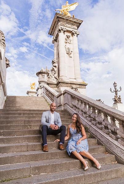couple photo shoot paris love