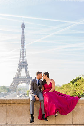 eiffel tower photo shoot paris
