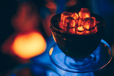 hookah hot coals for smoking and leisure in natural lighting.jpg