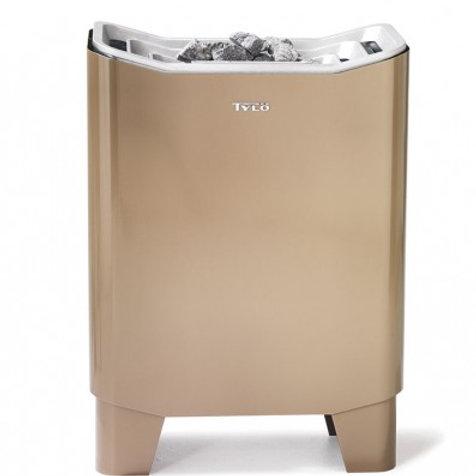 Печь Tylo Expression Combi Шампань (10 кВт)  Пульт в комплекте