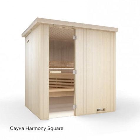 Сауна Tylo Harmony Square