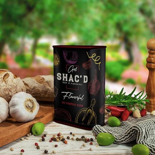 Get Shac'd™ Flavorful Seasoning Blend
