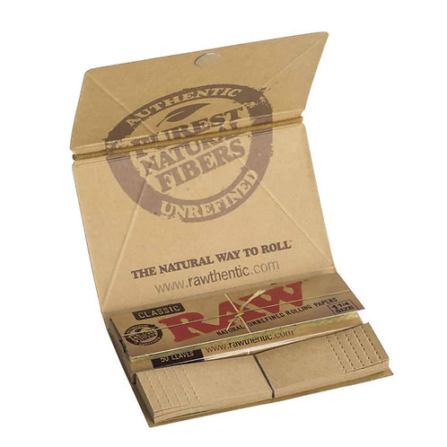 RAW Classic 1 1/4″ Rolling Papers