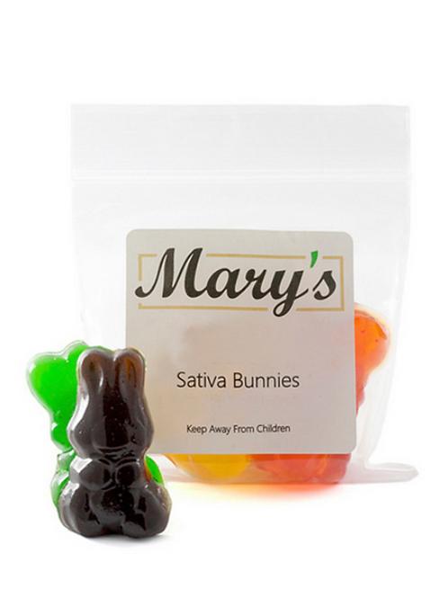 Mary's Sativa Bunnies (Sativa:Triple Strength)
