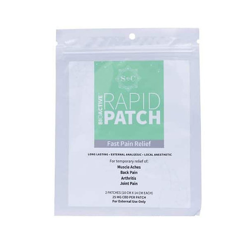 Products by SeC – CBD Patches