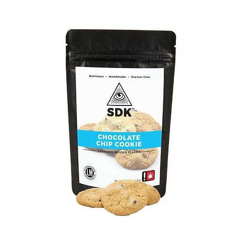 Chocolate Chip Cannabis Cookie