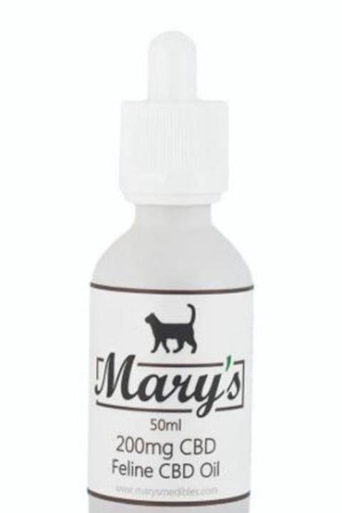 Mary's Feline CBD Oil (200mg)