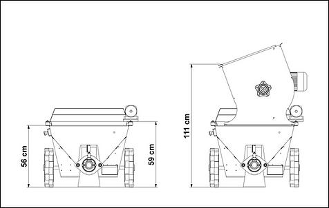 maquinas proyectadoras de revoques