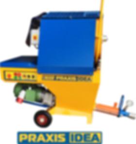 PRAXIS IDEA bomba mezcladora