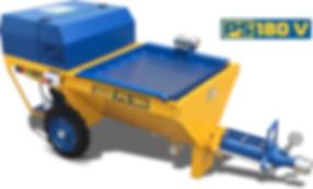PS 180 V proyectadora